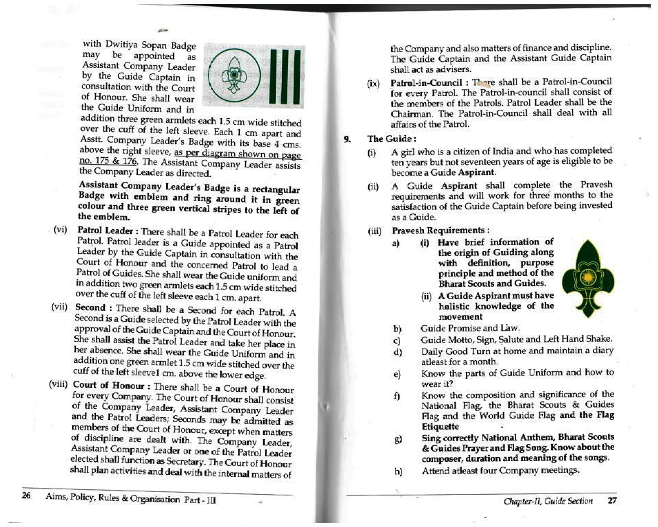 guide section syllabus from pravesh to rashtrapati from new apro iii rh bsgkvfazilka blogspot com