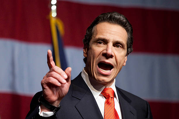 Andrew Cuomo: new calls for New York governor to go