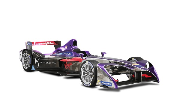DS Virgin Racing Formula E