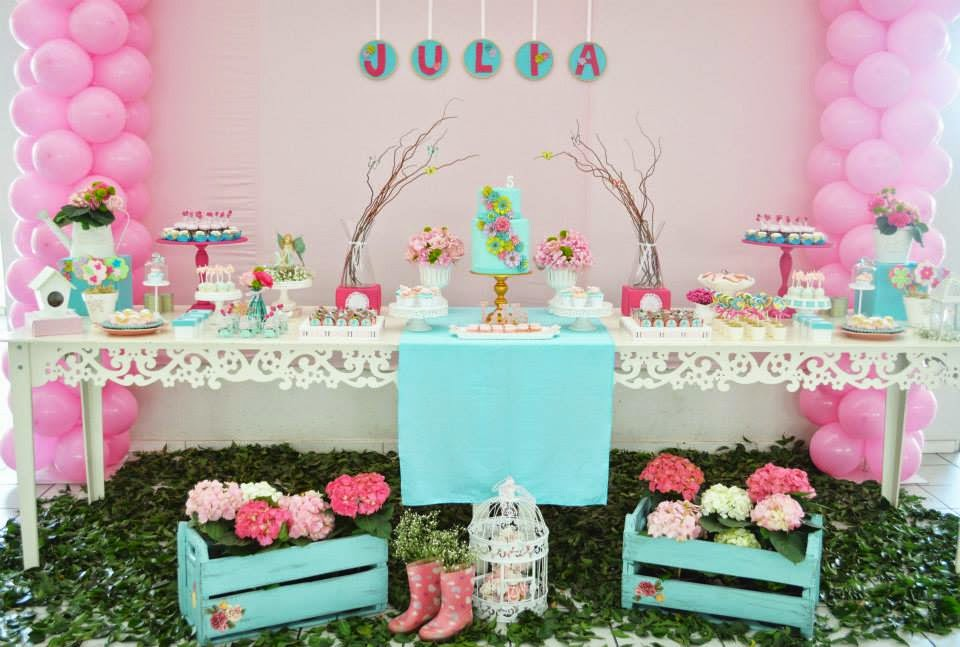 The Children Lifestyles Stylist Children's Party Ideas Garden Party