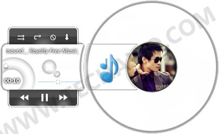 Mirro Player Screenshot