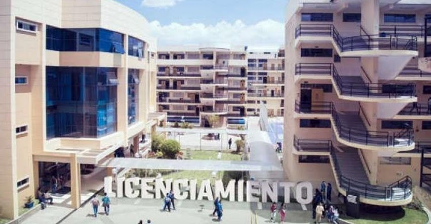 SUNEDU otorga licenciamiento institucional a la Universidad Continental - www.sunedu.gob.pe