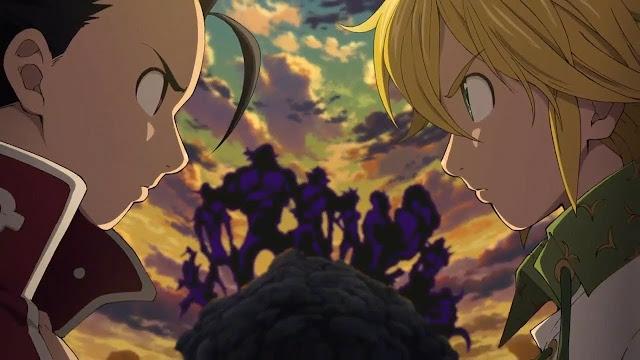 Download Kumpulan Video Anime Nanatsu no Taizai Season 2 (Episode 00-24) Subtitle Indonesia