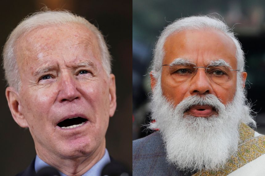 क्वाड सम्मेलन में PM Modi से Joe Biden बोले आपको देखकर बहुत अच्छा लगा, साथ ही चीन को नसीहत दी