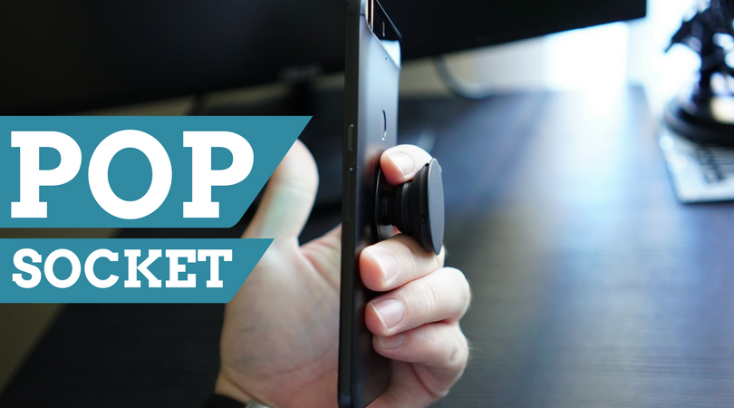 5f314284dc Popsocket: o melhor acessório do mundo pro seu celular! - Blogandinho