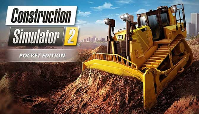 CONSTRUCTION SIMULATOR 2 US - POCKET EDITION- SKIDROW