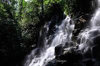 Derasnya Air Terjun Kanto Lampo Bali