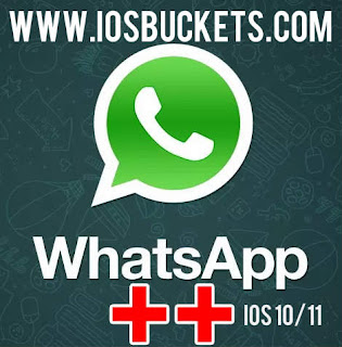 Download WhatsApp++ iPA iOS 10/11 APK Without Jailbreak Or Computer