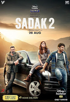 Sadak 2 (2020) Hindi 910MB 720p HDRip Esubs || 7starHD