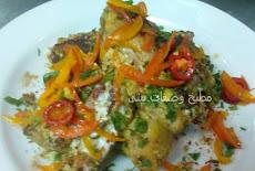 طريقة عمل دجاج تكا الهندى Chicken Tikkaमुर्ग़ टिक्का