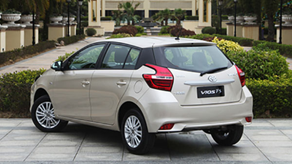 Yes The Yaris Is All New In China