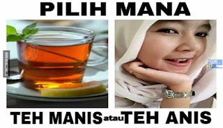 Meme Minuman Teh Ini Bikin Kamu Ngakak Sendiri