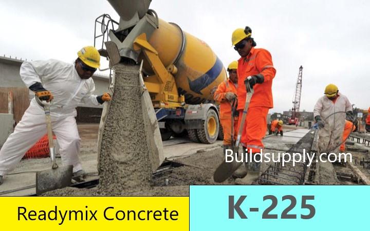 Harga Beton K 225 Ready Mix Cor Jayamix