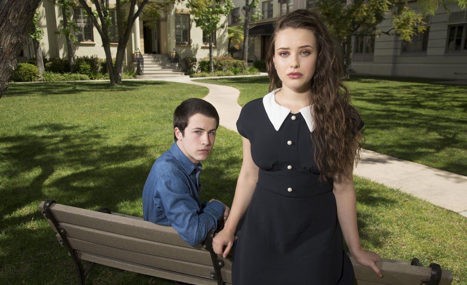 13 Reasons Why, Dylan Minnette, Clay Jensen, Katherine Langford, TV Series
