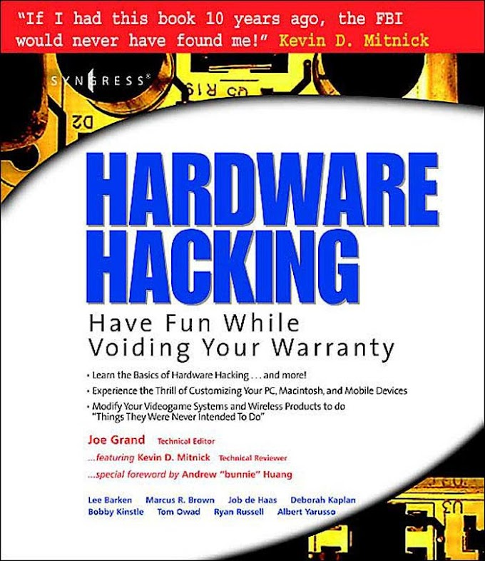 Hardware Hacking. Syngress