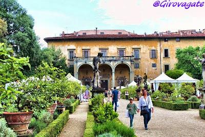 artigianato palazzo giardini corsini firenze