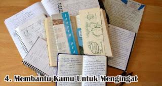 Membantu Kamu Untuk Mengingat Dengan Lebih Baik merupakan alasan penting mengapa kamu harus punya buku agenda