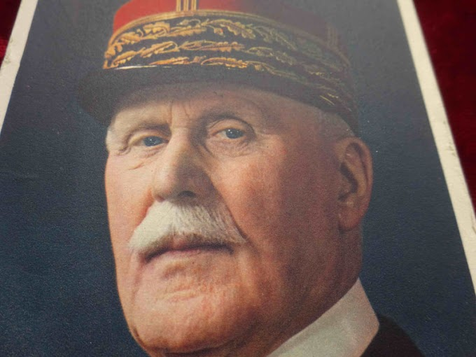 On This Day: Philippe Pétain Was Born. From National Hero To Traitor...