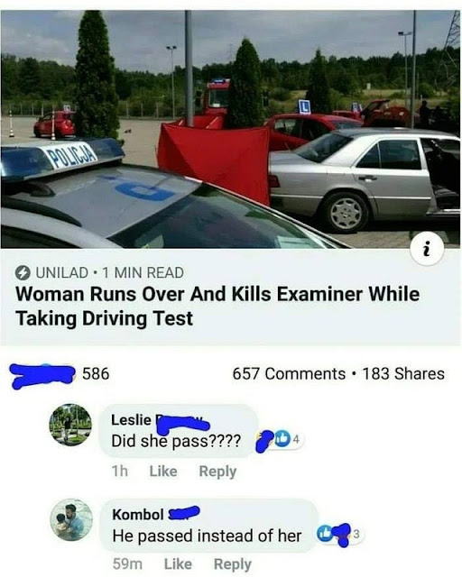 a big f for the examiner