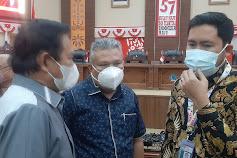 KPK Kembali Ke DPRD Sulut, Satgas : Mudah-mudahan Tidak Menjadi Target