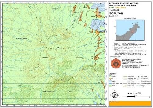 Cara Membuat Peta Dasar Untuk Navigasi Kapal