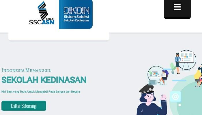 Portal Pendaftaran Sekolah Kedinasan Tahun 2020 Dibuka Hari Ini