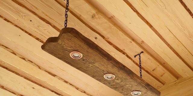 kelebihan plafon kayu