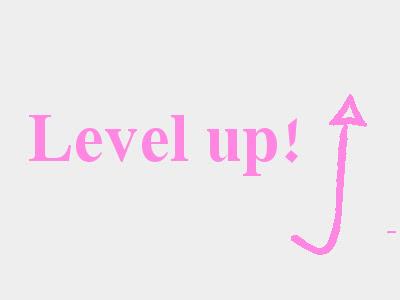 Level up!:n syntytarina