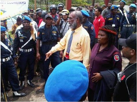 Indonesia Langgar Hukum Kedaulatan Sesuai Asas UTI POSSIDETIS JURIS untuk Kasus Papua Barat