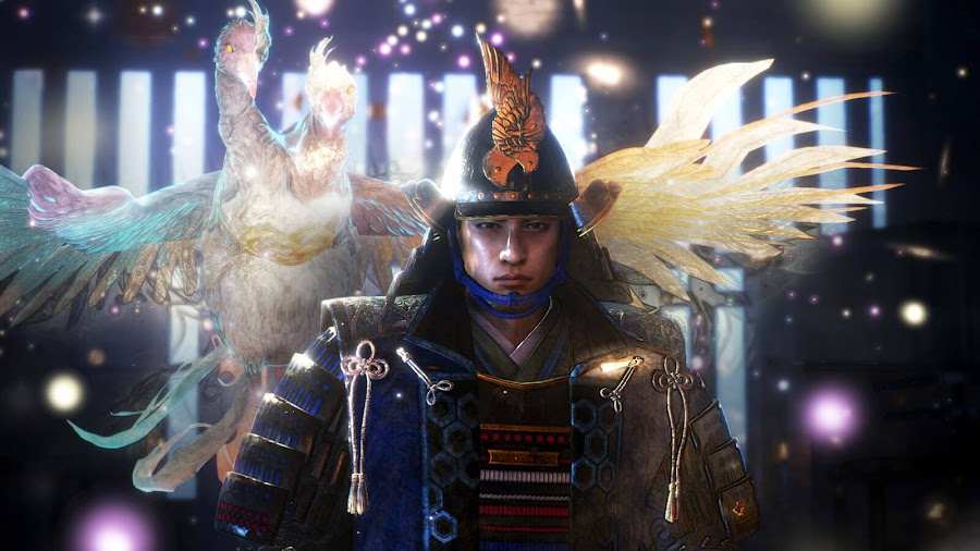 nioh 2 influential warlord yokai ps4 team ninja koei tecmo games sony interactive entertainment release date march 2020