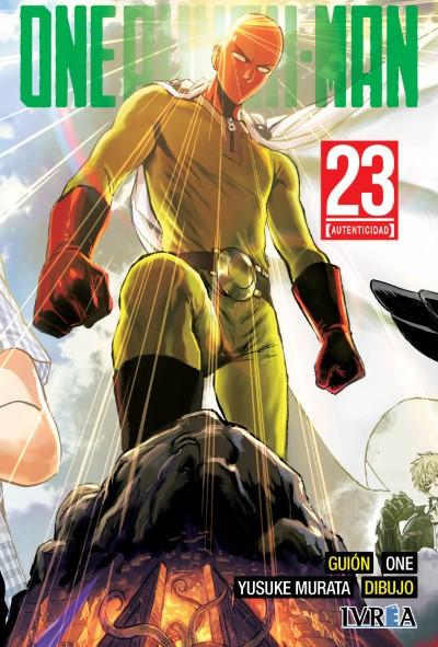 Reseña de One Punch-Man (ワンパンマン) vol. 23 de One y Yusuke Murata, Ivréa