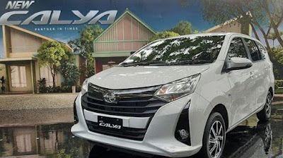 Review Lengkap Toyota Calya 2019