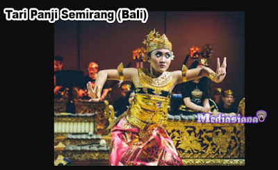 Tari Panji Semirang (Bali)