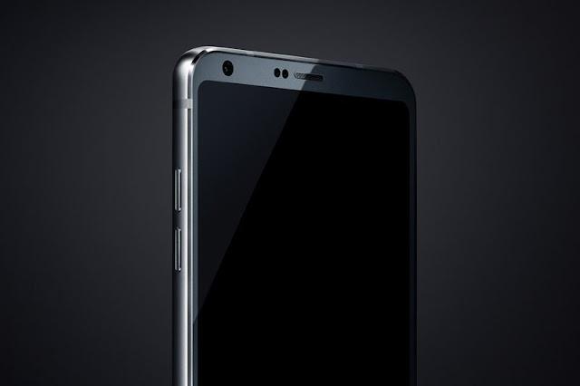 LG G6 image leaked Demonstrates Curved Display Corners