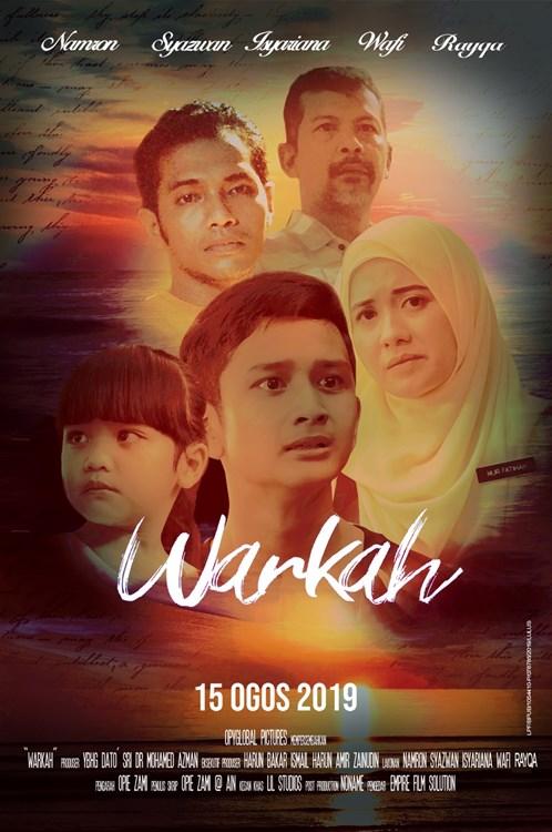 Review Filem Warkah