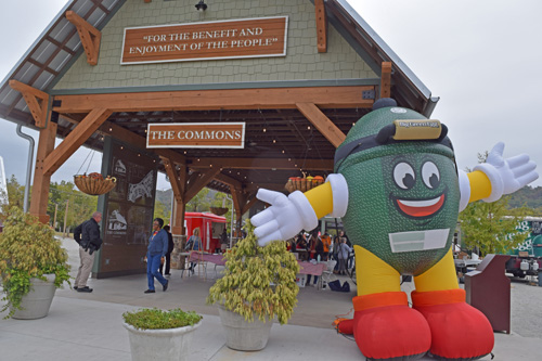 2019 Scenic City Eggfest is held at The Commons near Chattanooga
