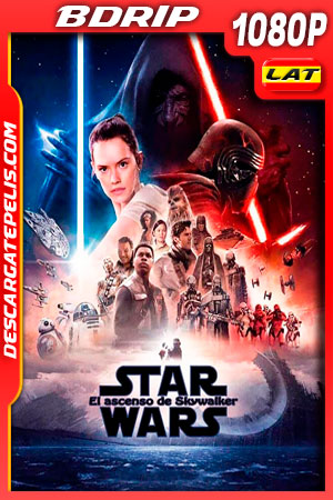 Star Wars: Episodio IX  El ascenso de Skywalker (2019) 1080p BDrip Latino – Ingles