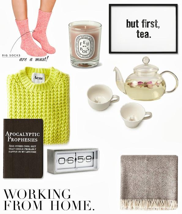 CHLOE VAUX: Home Office Essentials