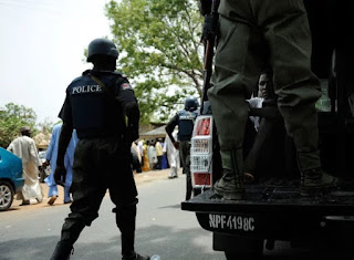 12 NOTORIOUS ARMED ROBBERS SEIZED IN CALABAR