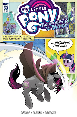 Friendship is Magic #53 Cover