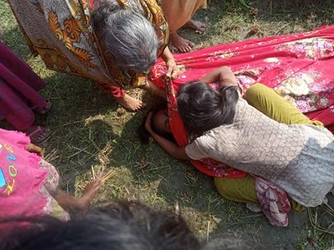 ময়মনসিংহে শসা ক্ষেতে অবৈধ বিদ্যুতের লাইন: প্রাণ গেলো নারীর