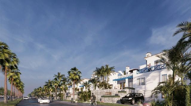 Mãn nhãn ngắm cận cảnh biệt thự Địa Trung Hải đậm chất thượng lưu tại dự án Sunshine Heritage Resort Phúc Thọ Hà Nội