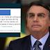 """""""Bora montar um clube pra esfaquear o Bolsonaro"""", diz perfil em rede social"""
