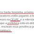 Morador da Rua Projetada 2, Bairro Santa Terezinha reclama de ruas as escuras e Celpe culpa Prefeitura de Limoeiro por debito com a empresa