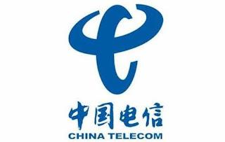中国電信ロゴ