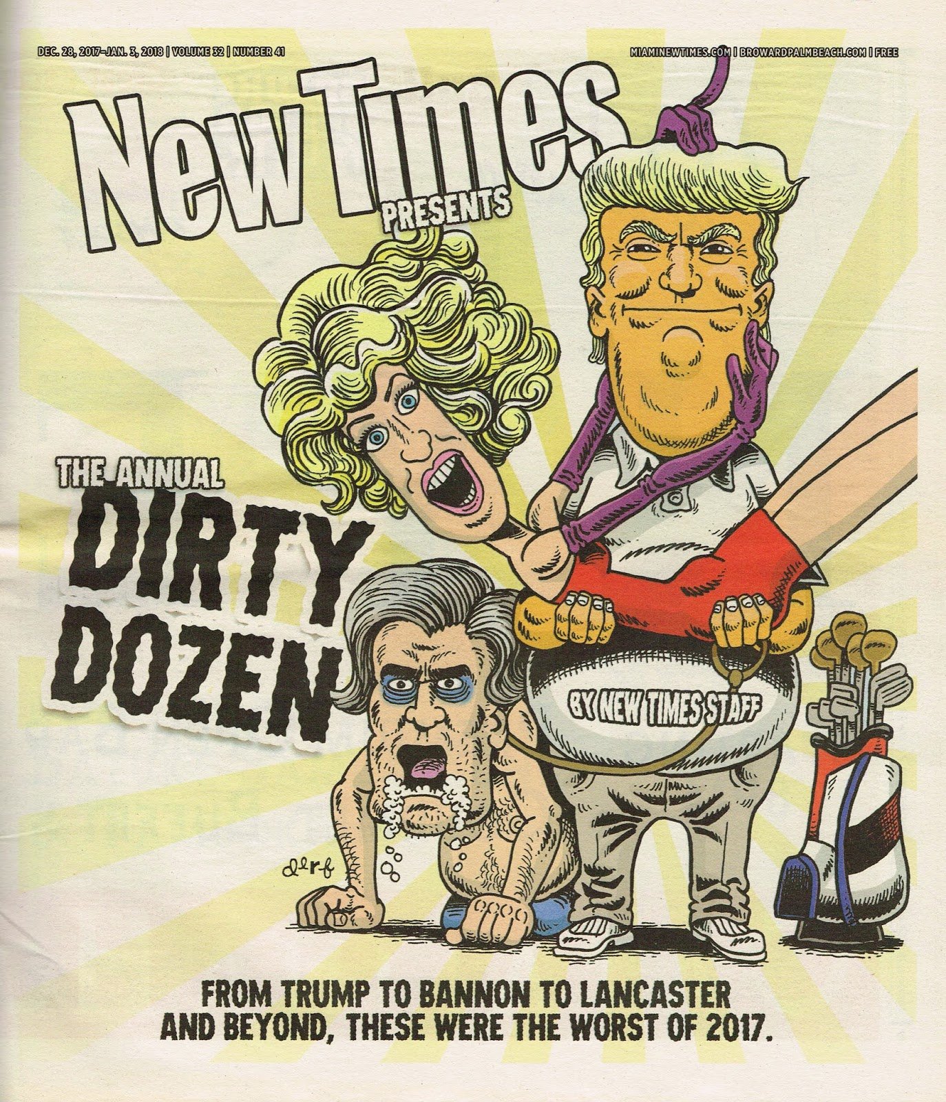 Heres A Cover I Drew For The Miami New Times Once One Of My Many Client Papers Back When I Was Drawing The City Before The Newspaper Apocalypse