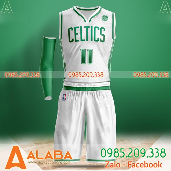 Áo bóng rổ Celtics cực đẹp