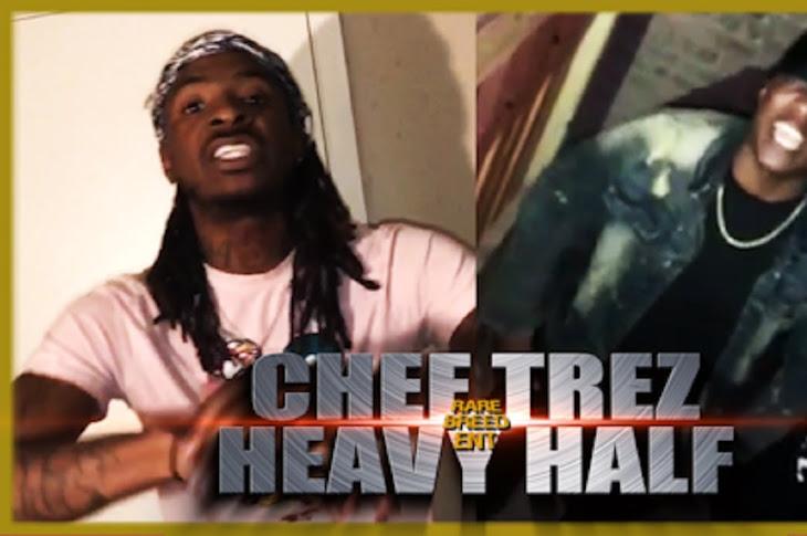 RBE Presents: Chef Trez vs Heavy Half