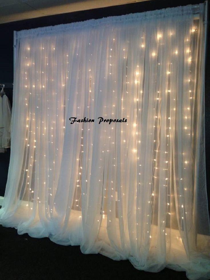 Creative Wedding And Party Decor Backdrop Choices