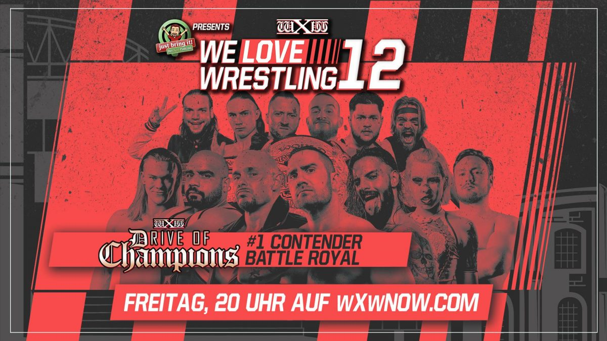 Cobertura: wXw We Love Wrestling (15/05/2021) – Novo desafiante!